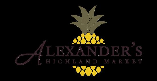 Alexander's Highland Market